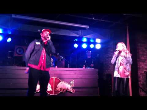 HHKYYC - Ricca Razor Sharp & ???  - ATLiens - Outkast (Hip Hop Karaoke Calgary)