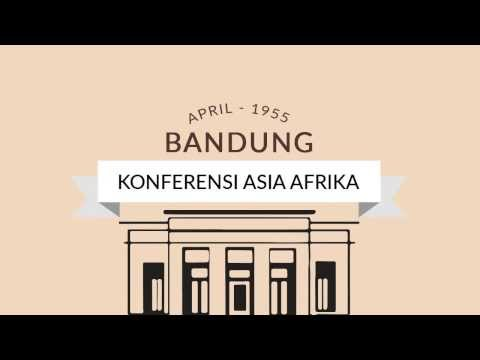 Bandung, April 1955, Konferensi Asia Afrika