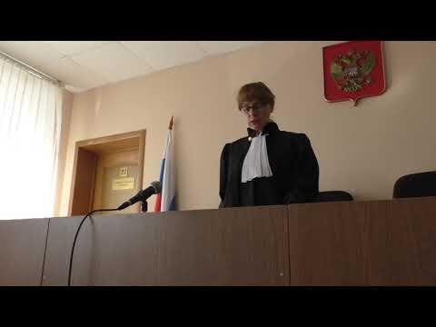 Вичугский суд вынес решение по иску полицейского Муравкина к редактору Гарееву. Услышано Вичуга