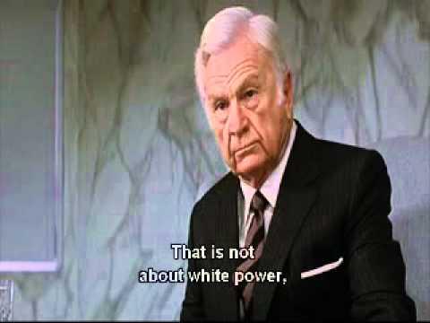Don King's Speech in Head Office