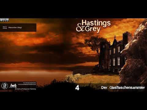 Hastings & Grey - Folge 4 - Der Glasflaschensammler [HÖRBUCH]