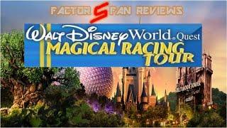 F5F Reviews: Walt Disney World Magical Racing Tour (PS1, DC, PC)