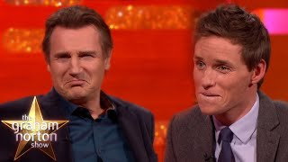 eddie redmayne talks about winning an oscar   the graham norton show