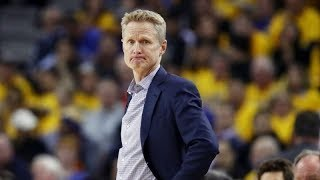 Steve Kerr Is a Hypocrite