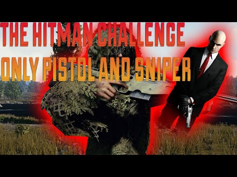 Knives Out / Survivor Royale / Rules Of Survival Challenge | The Hitman Challenge (#Thanks4200subs)