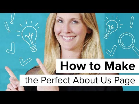 About Us Page: How to Make the Perfect About Us Page