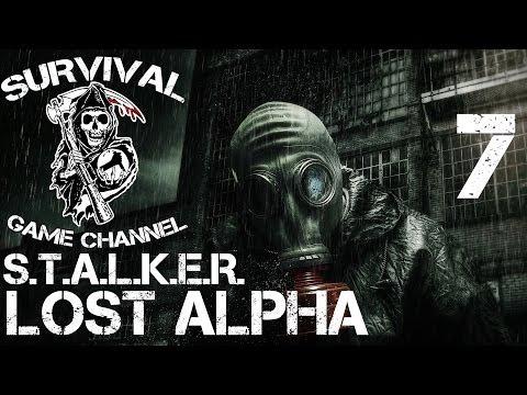 КОД ОТ ЛАБОРАТОРИИ — S.T.A.L.K.E.R.: Lost Alpha прохождение [1080p] Часть 7