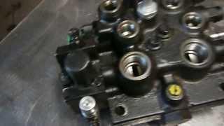 hydraulický rozvaděč