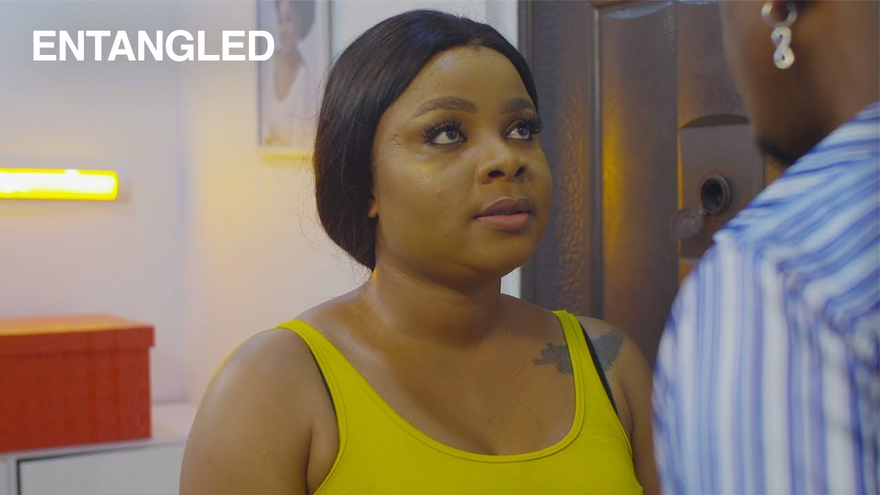 Download Entangled Nollywood Movie Official Trailer | CONGATV