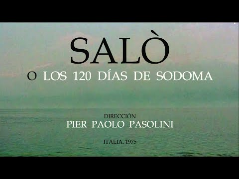 SALÒ. Pasolini