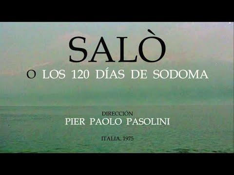 Trailer SALÒ. Pasolini