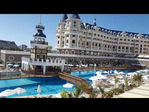 Top 5 Best -  5 Star Hotels in Alanya - Turkey 2017