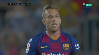 10 Minutes Of Arthur Melo Showing His Class