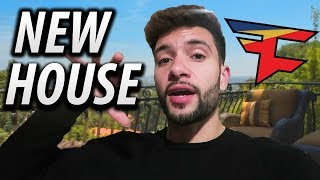 MOVED INTO NEW HOUSE (NEW FAZE MEMBERS?)