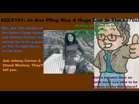 Weeknight Update episode 4252191: Jo Ann Pflug Was A Huge Star In The 1970s!