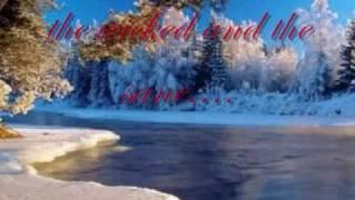 Sarah Brightman - Winter Light (with Lyrics)