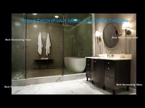 Bathroom design ideas walk in shower | Modern washroom & showering area design picture