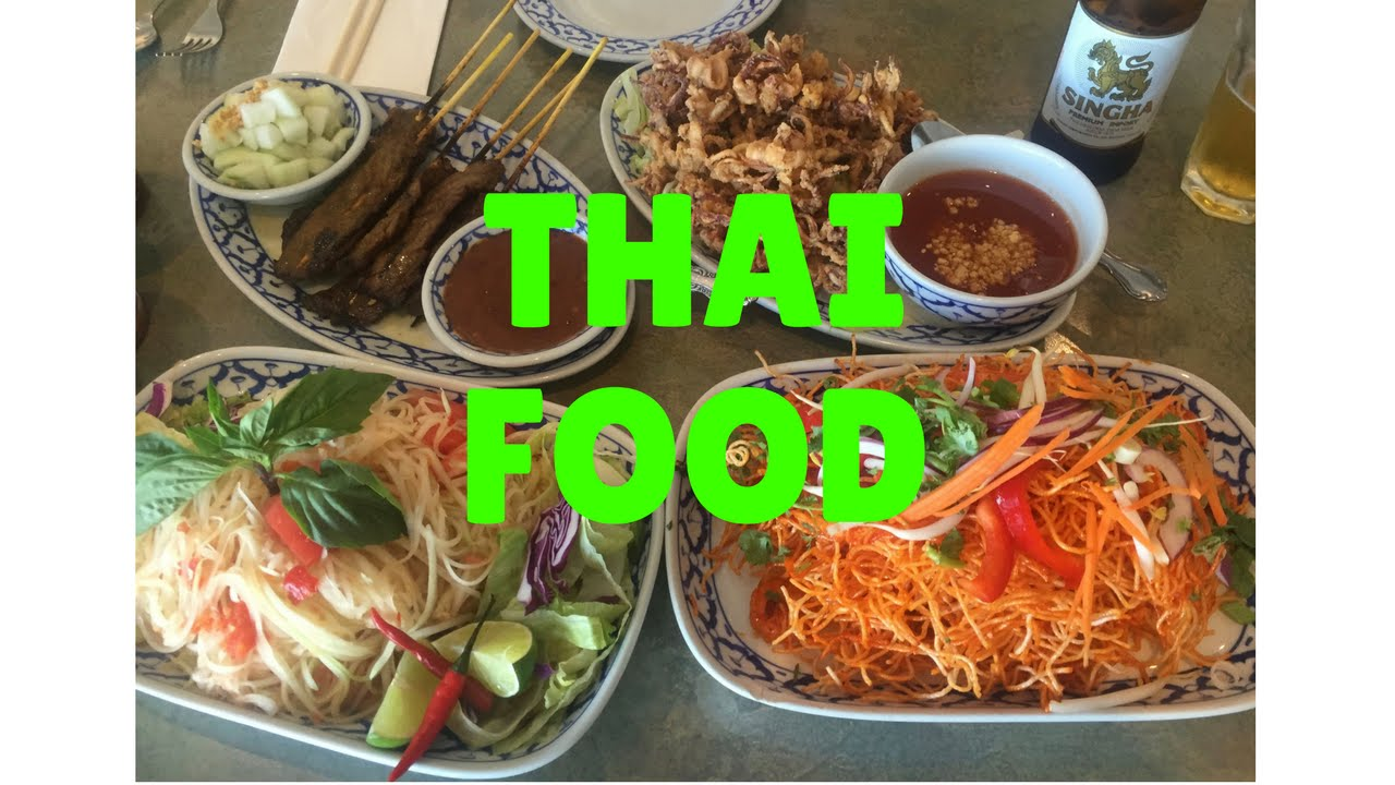King And I Thai Food Restaurant Video Rochester Ny