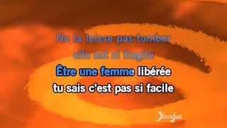 Karaoké Femme libérée - Cookie Dingler *