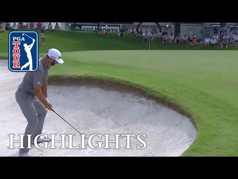 Dustin Johnson's Round 3 highlights from FedEx St. Jude
