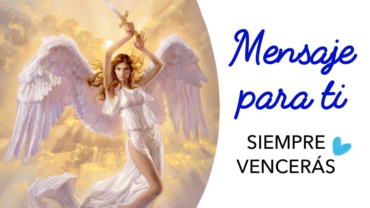✨HOY 20 y 21 de Octubre DIOS y los ÁNGELES te dicen - SIEMPRE VENCERÁS