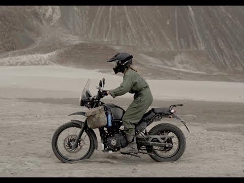 #RoyalEnfieldRides   Royal Enfield Moto Himalaya 2019