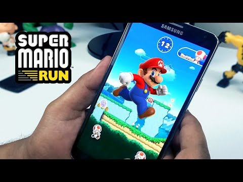 Super Mario Bros Game Nintendo On Android For FREE -  Gameplay