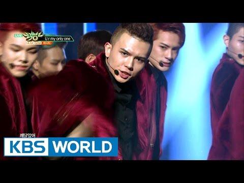 VARSITY (바시티) - U R My Only One [Music Bank / 2017.01.06]