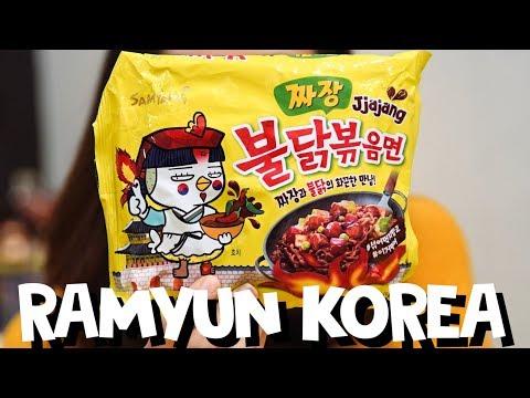 COBAIN RAMYUN KOREA