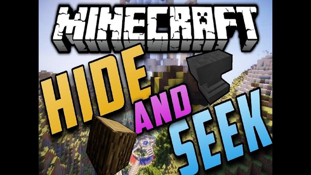 Verstecken Spielen In Minecraft Hide And Seek YouTube - Minecraft spielen to