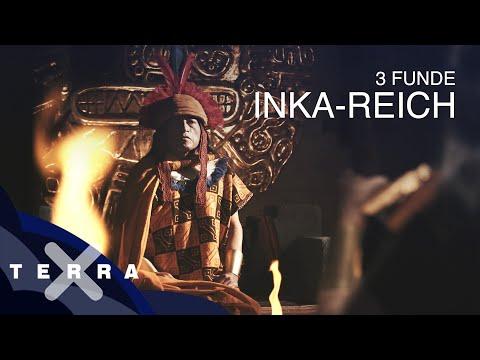 Die Inka – 3 rätselhafte Funde   Terra X