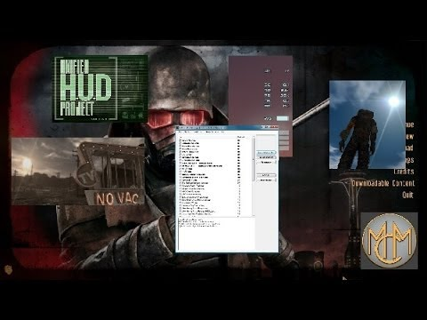 Modding Fallout NV 'Ultimate Edition' part 1 : User Interface