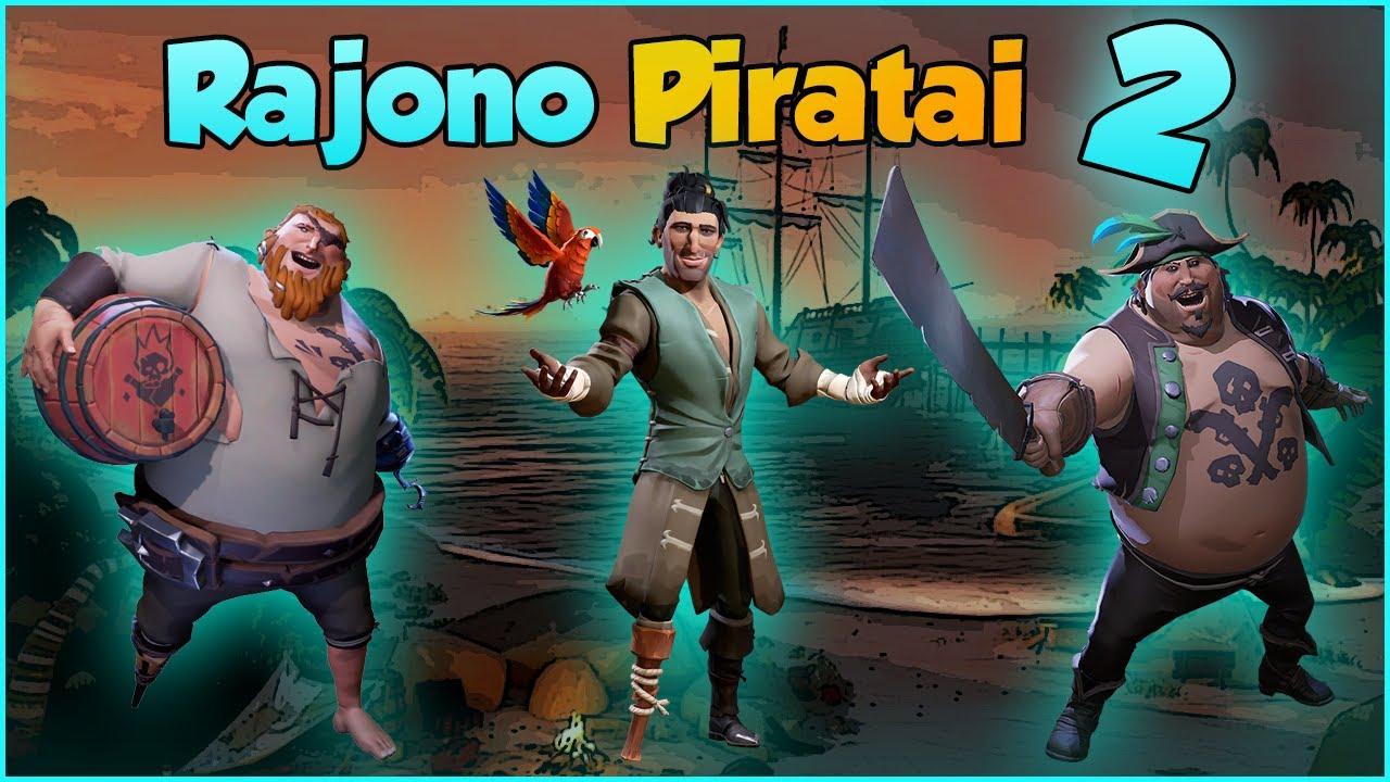 Rajono Piratai 2