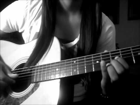 Perfect Two Auburn Guitar Cover Youtube
