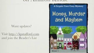 Money, Murder and Mayhem - Book Trailer