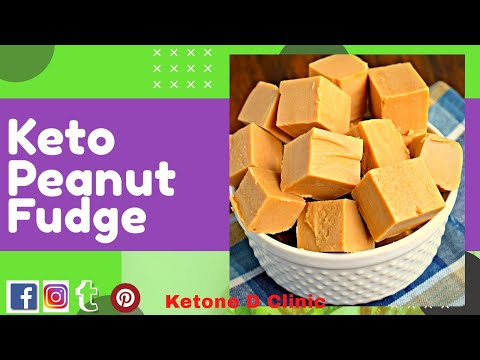 peanut-butter-fudge-|-low-carb-keto-dessert-recipes-|-keto-snacks-|-peanut-burfi-|peanut-cake-tamil