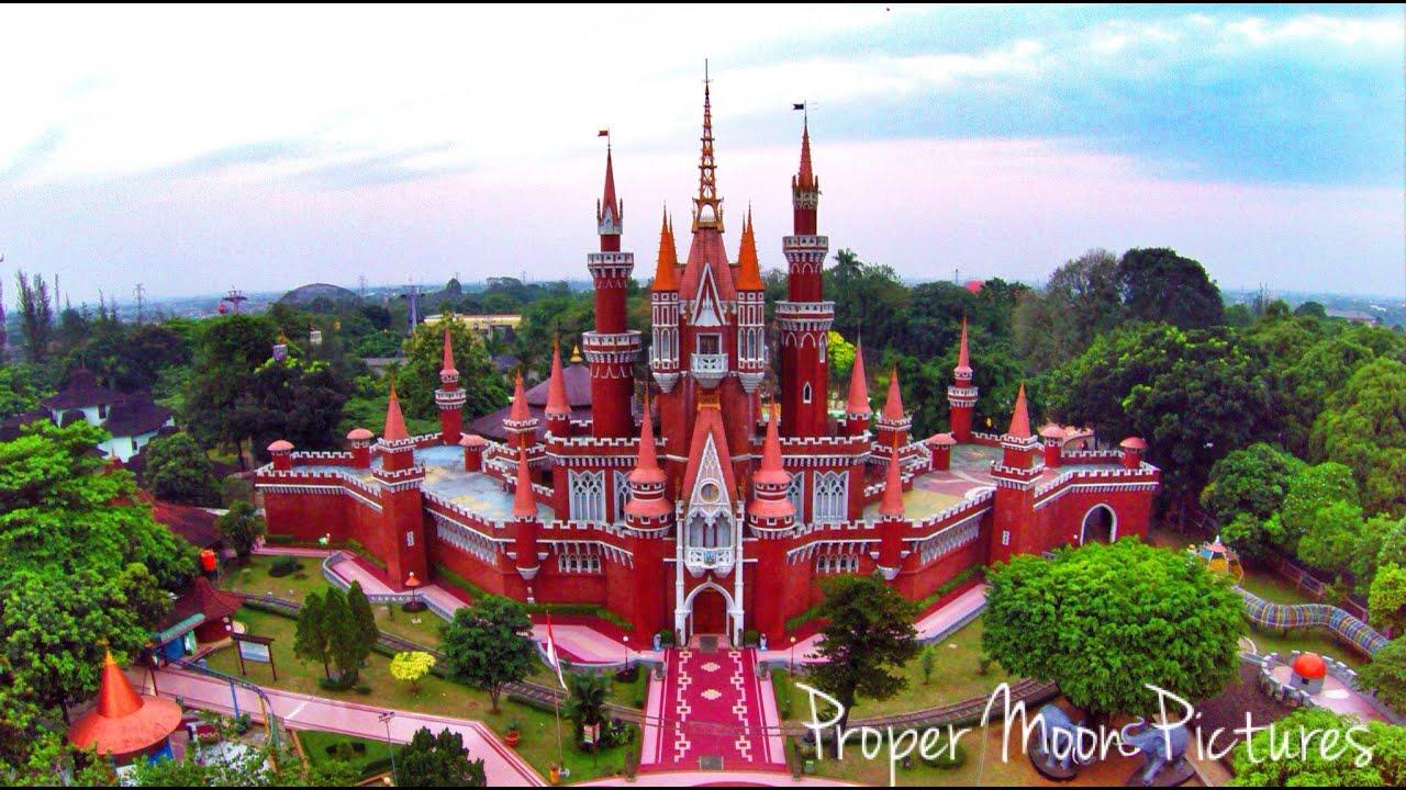 istana bonke taman mini indonesia indah