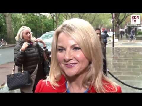 Sarah Hadland - Interview About The Job Lot