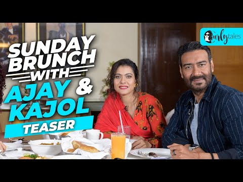 Sunday Brunch With Ajay Devgn & Kajol - Teaser | Curly Tales