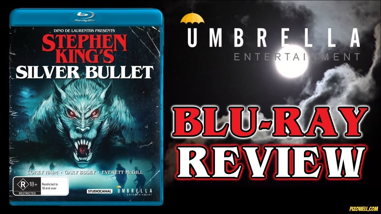 Download SILVER BULLET (1985) - Blu-ray Review (Umbrella Entertainment)