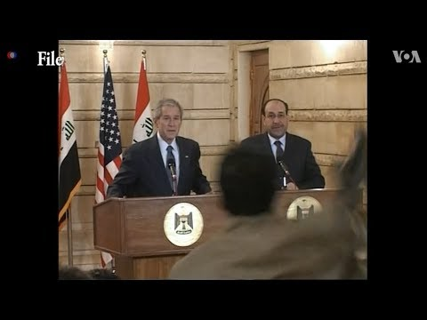Iraqi journalist who threw shoe at George Bush standing for parliament