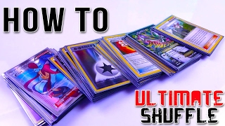 How to ULTIMATE SHUFFLE - Works on All Card Games