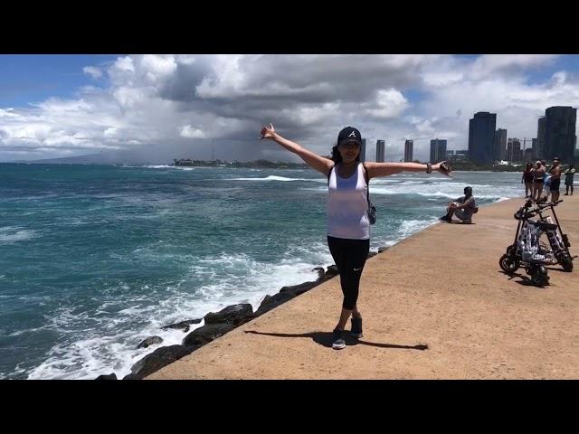 6/30/2019 URB-E Hawaii Ala Moana Park & Magic Island