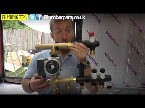 UNDERFLOOR HEATING GUIDE AND INSTALL PART 1 - Plumbing Tips