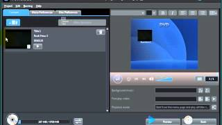 How To Burn Video Files To CD or DVD With Power2 Go 8