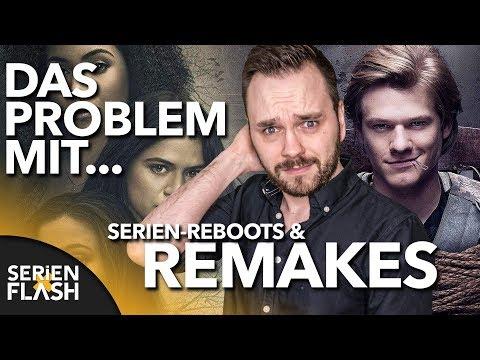 Das Problem mit Serien-Reboots & Remakes | SerienFlash