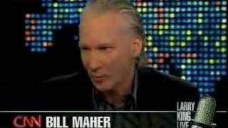 bill maher this is what i believe yeah you believe it and i m going to say why it s dumb