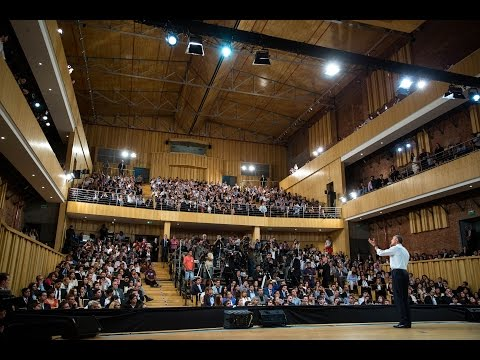 Remarks by President Obama at Young Leaders of the Americas Initiative Town Hall