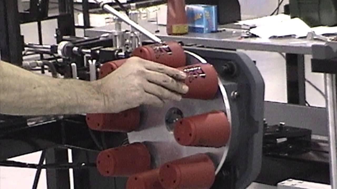 plastic screen printing machine
