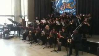 "Summit HS Jazz Ensemble  - ""Prayer Meetin"